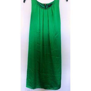 Dana Buchman emerald green dress